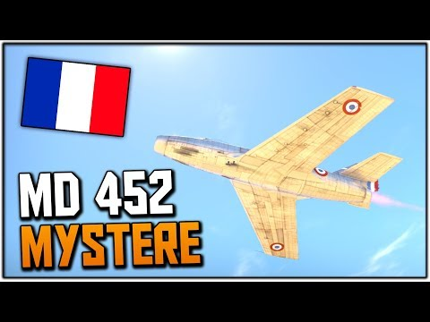 The FRENCH JET No One Has Talked About (WT RB Gameplay)