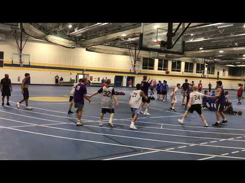 Clay Medling Summer highlights - 6'10