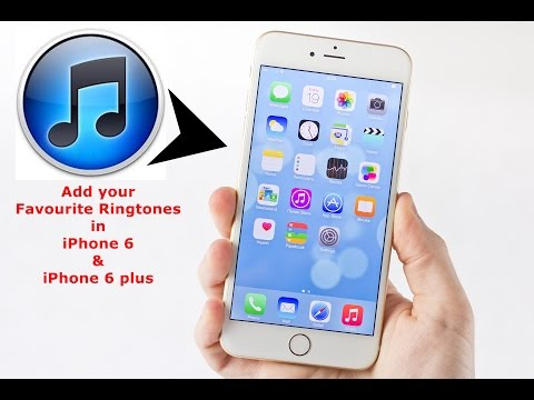 Set your favourite Ringtone in Apple iphone 6S & 6S plus in IOS 9.3