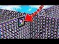 OVERPOWERED vs OVERPOWERED! - Spiral Lucky Block Walls (Minecraft Mods)