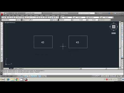 How to calculate area dynamically in AutoCAD (Urdu/Hindi)