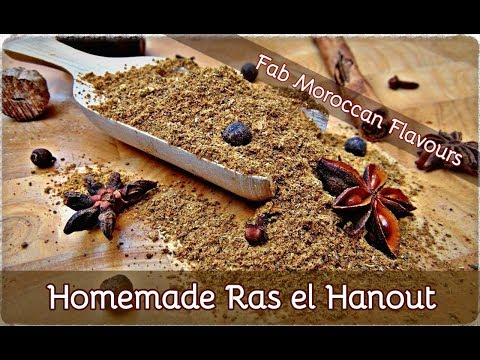 How to Make Ras el Hanout - The Super Complex, Flavourful Moroccan Spice Mix | Episode 122