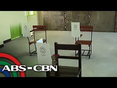 Bandila: Duterte, hindi nakaboto sa barangay elections