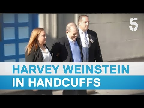 #MeToo: rape and sex abuse charges for movie mogul Harvey Weinstein - 5 News