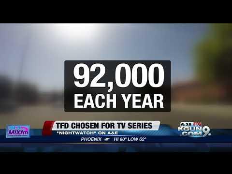 Tucson Fire chosen for series on A&E
