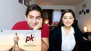 PK TRAILER OFFICIAL   AAMIR KHAN   REACTION