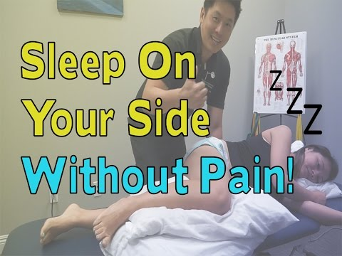 How To Sleep On Your Side Without Neck Pain | Neutral Spine
