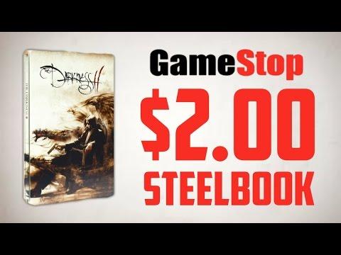 XBOX 360 STEELBOOK! $2 AT GAMESTOP?!