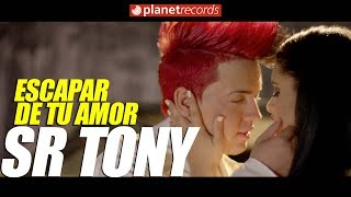SR TONY - Escapar De Tu Amor (Official Video by Noel Nuñez) Reggaeton Cubano Cubaton 2018
