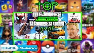 ᐅ Descargar Super Top Mejores Juegos Hackeados Para Android