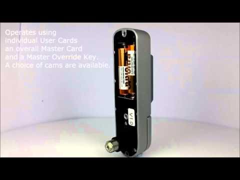 Lowe & Fletcher RFID Lock 3783 - LF3783RF