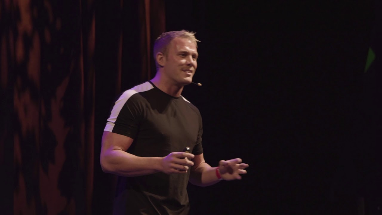 A perspective on fat loss | James Smith | TEDxBundaberg