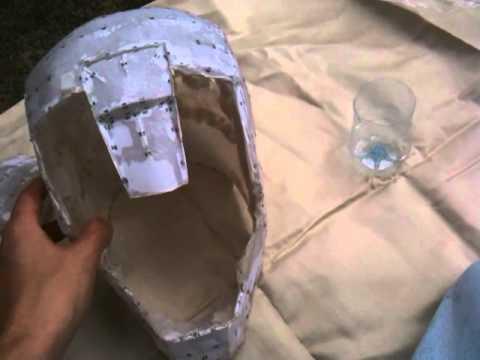 Iron man Helmet Resin
