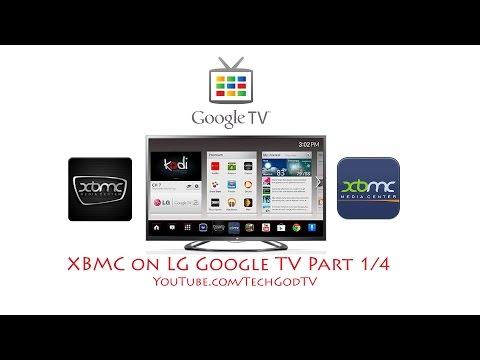 XBMC on LG Google TV (Part 1/4) - Download XBMC