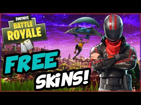 How To Get FREE Fortnite Skins! |
