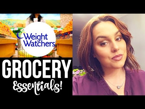 GROCERY HAUL / WEIGHT WATCHERS / POINTS PLUS / ITRACKBITES / DANIELA DIARIES