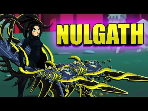 GETTING A JUGGERNAUT ITEM OF NULGATH!!! AQW Adventure Quest Worlds