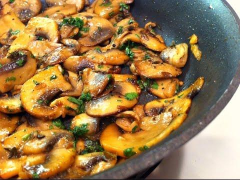 Steakhouse Sautéed Mushrooms Recipe - Episode #53