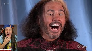 WWE Raw 12/4/17 WOKEN Matt Hardy to DELETE Bray Wyatt