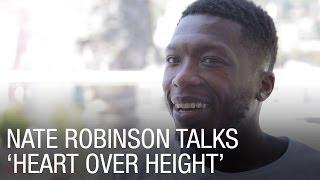 Nate Robinson Talks Heart Over Height
