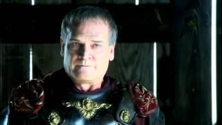 Hispania - Galba presenta a Paulo, Darío y Sandro en el senado como autores de la muerte de Viriato