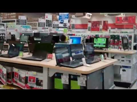 Grand Opening Tour of Office Depot in Iguala, Mexico
