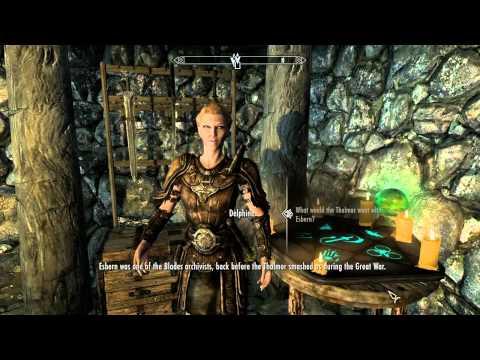 Skyrim   Segment 33b   Main Quest, Thalmor Shindig