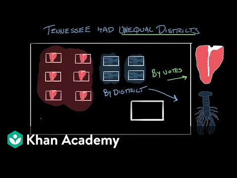 Baker v. Carr | US Government & Politics | Khan Academy