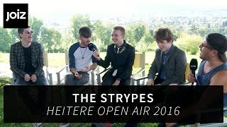 The Strypes: «Wir versuchen nicht, retro zu sein»