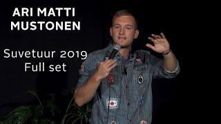 Ari Matti Mustonen - Suvetuur 2019 Full set