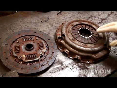 Learn How A Clutch Works In Less Than 5 Minutes - EricTheCarGuy