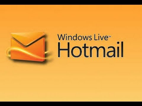 How to Create  Hotmail Account 2014