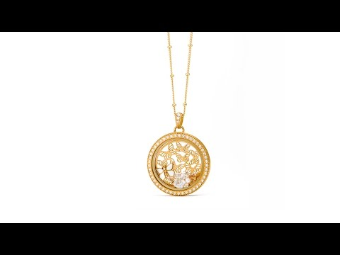 Origami Owl® New Beginnings Seasonal Exclusive Living Locket® Look