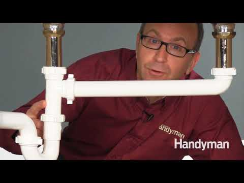 How to Repair a Leaky Trap Under Your Sink