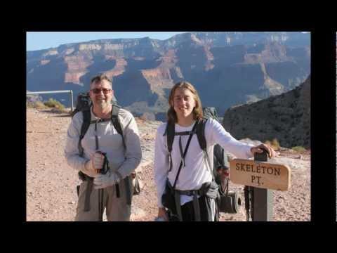 2012 Grand Canyon Trip - South Kaibab - Bright Angel Loop Hike 5/30 - 6/02 2012