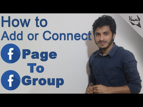How To Link Your Facebook Group To Your Facebook Page | bangla tutorial 2018