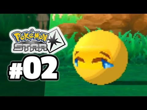 WHY IS THIS A POKEMON... - Pokemon Star 3DS Rom Hack (Part 2)