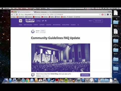 THE DEATH OF TWITCH TV