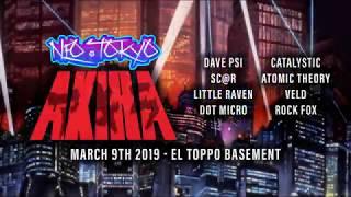 Neo Tokyo - Akira Promotional Video