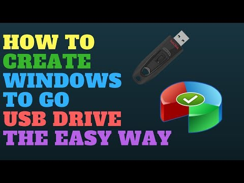 How to Create Windows to Go USB Drive The Easy Way