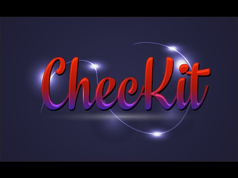 CorelDraw - How To Make an Interesting Text Effect in Corel Draw