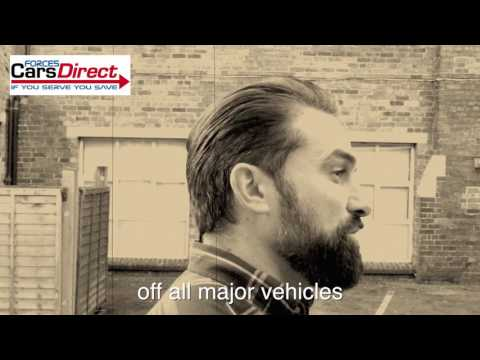 Ant Middleton appointed as Brand Ambassador for Forces Cars Direct