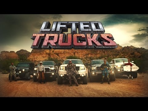 Lifted Trucks video, featuring some of our customers and their trucks