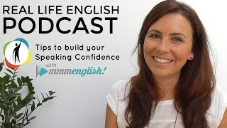 PODCAST   Build Your English Confidence
