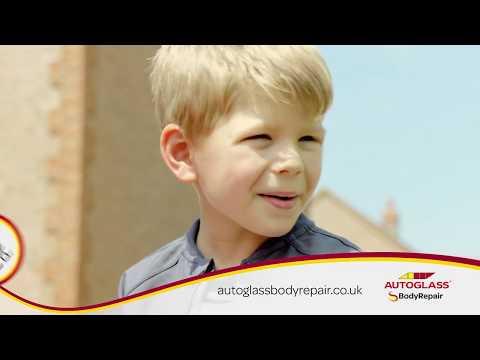 Autoglass® BodyRepair - 'On your drive' TV Advert