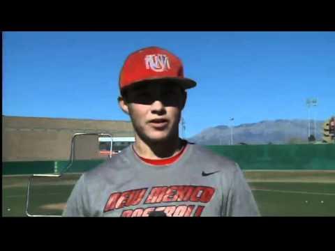 2 Lobo Baseball Frosh work hard to make travel roster