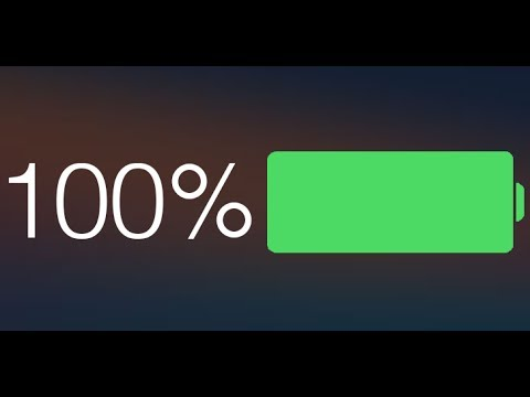 Show Your iPhone Battery Percentage Without Jailbreak Guide