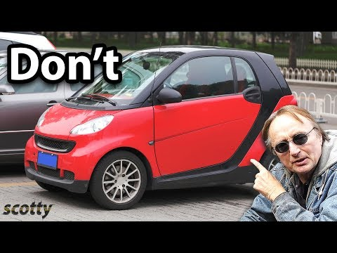 Why It's Dumb to Buy a Smart Car