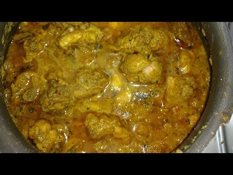 Chicken Gravy(kozhi kulambu)in Tamil/simple chicken kulambu recipe/chicken curry recipe