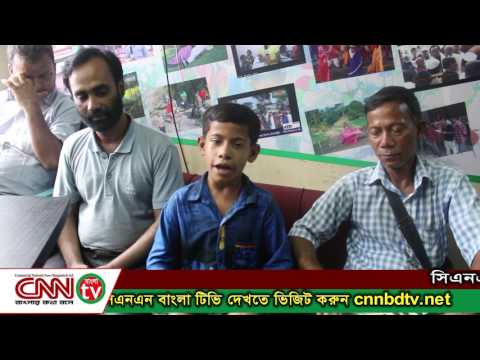 CNNBDTV.NET প্রতিভার সন্ধানে শিশুশিল্পী মমিন এর কন্ঠের গান